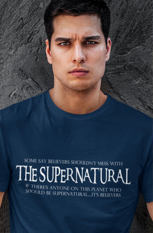The Supernatural - Short-Sleeve Unisex T-Shirt