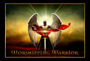Worshipping Warrior Angel