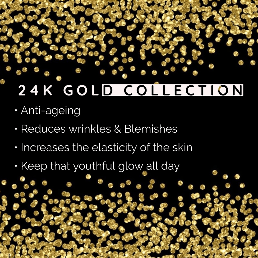 24K Gold Face Oil | Skin Care | Body Care | Face Oil 24K Gold Face Oil Simply You Cosmetics Ltd.