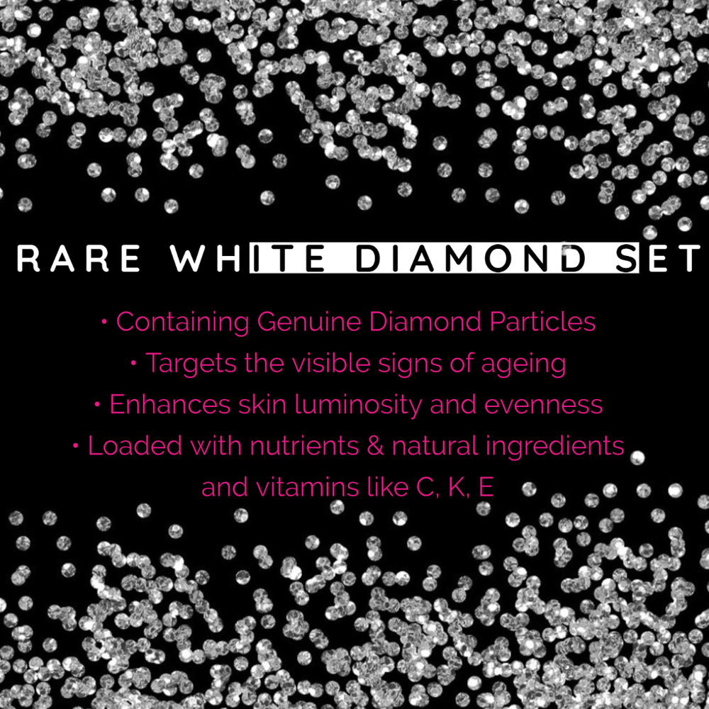 Rare White Diamond Face Oil