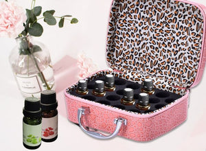 Essential Oil Purse - Holds 24 Roller Bottles!