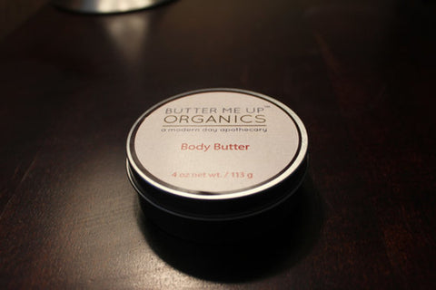 Butter Me Up Organics - Organic Body Butter