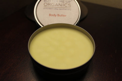 Image of Butter Me Up Organics - Organic Body Butter