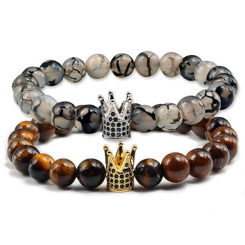 Tiger Eye Distance Bracelet