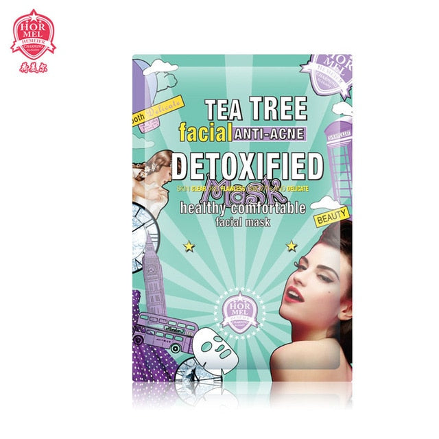 Tea Tree Anti-Acne Face Mask
