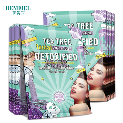 Image of Tea Tree Anti-Acne Face Mask