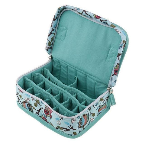 Image of Essential Oil Bottles Storage Bag - 20 Bottles