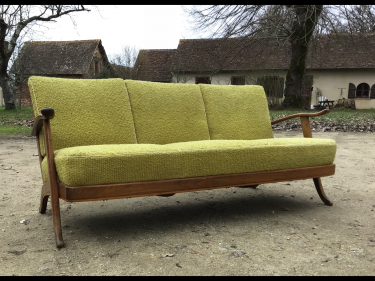 French Two Seater Sofa