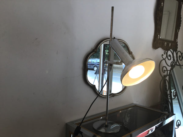 1970's adjustable table lamp