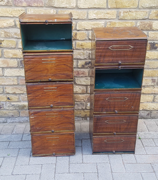 Vintage French Filing storage