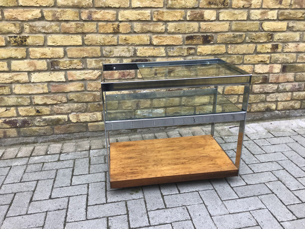 Merrow&associates drink trolley