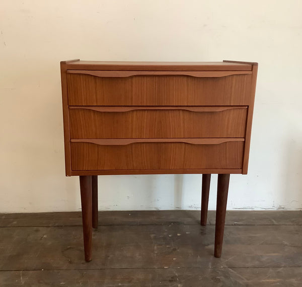 1960's Danish bedside chest