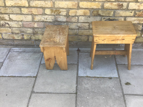 Vintage milking stool SOLD