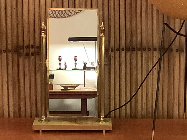 Vintage vanity mirror by Peerage 1960's