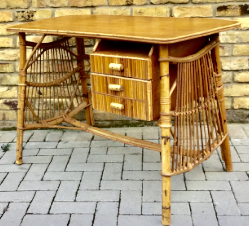 1960's French writing desk