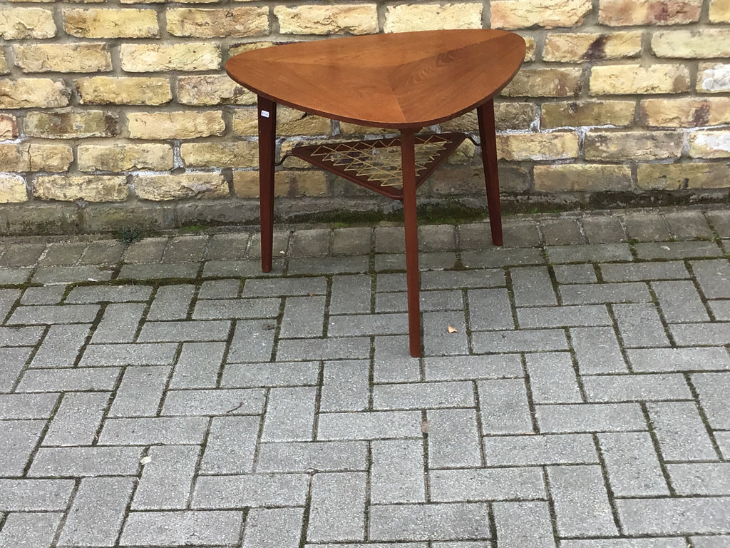 1960's Danish sidetable