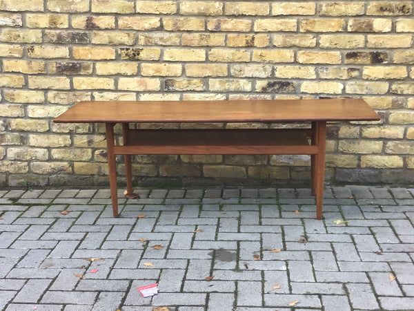 1960's Danish coffee table