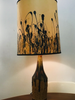 1970's ceramic table lamp