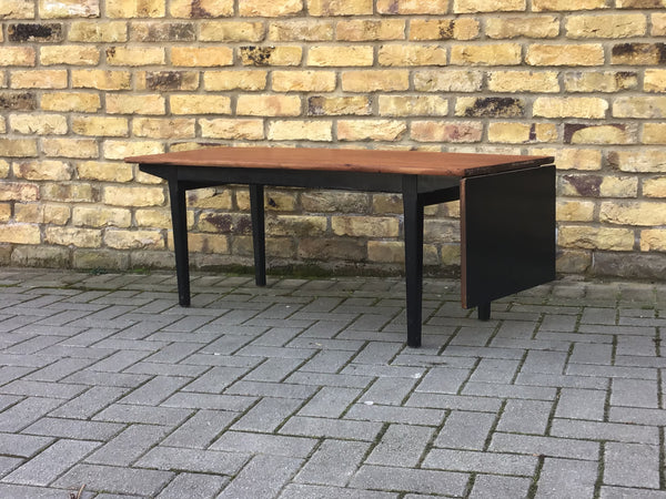 1950's extendable coffee table