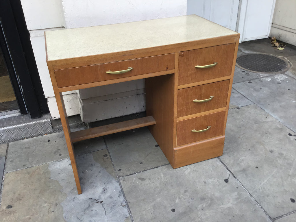 1950's writing desk SOLD