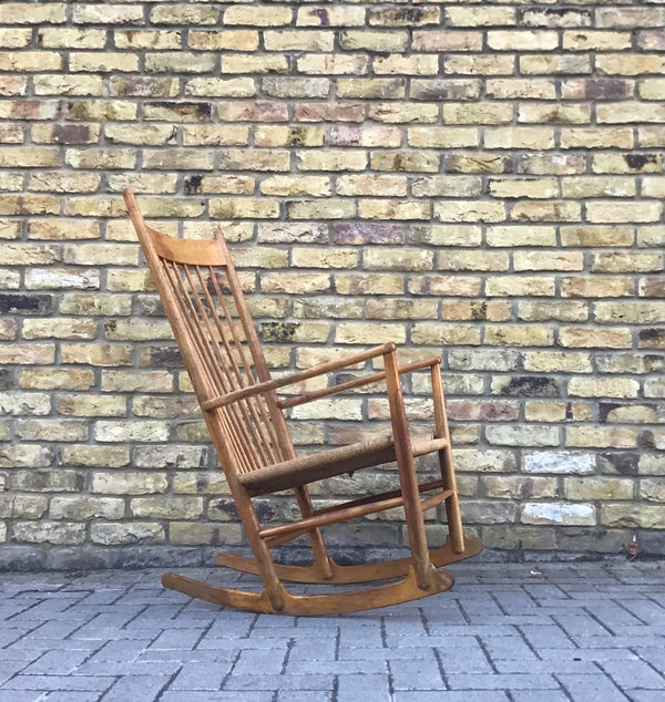 Han wegner rocking chair