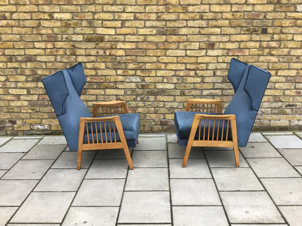 1950's Czech Republic armchairs