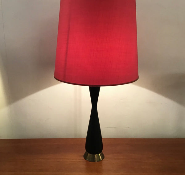 1950's Italian table lamp