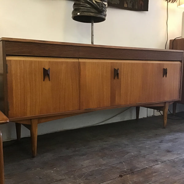 1960's Eon sideboard with drink cabinet