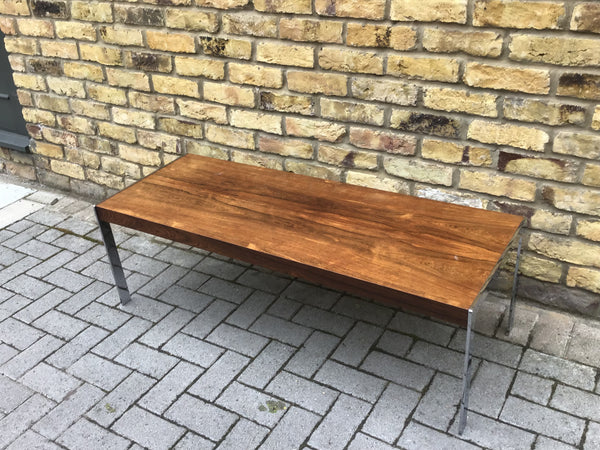 Richard young rosewood coffee table
