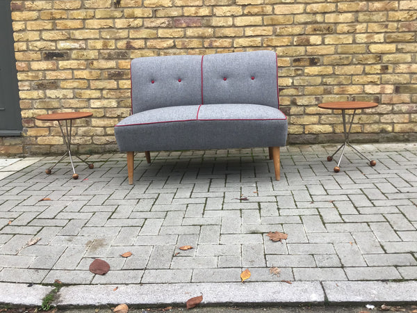 Small 1950's French sofa