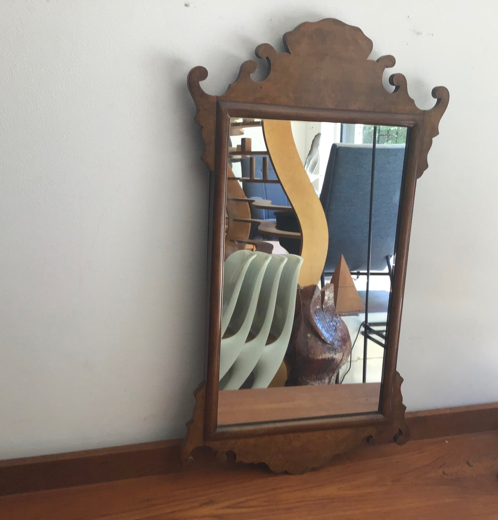 Vintage Fretwork   wall mirror