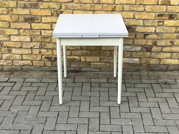 Kandya  extendable formica table1960's