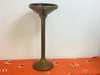 1930's copper & Brass Christian stand bowl