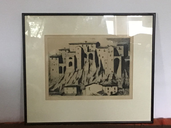 Andrew Healey Hislop limited edition print
