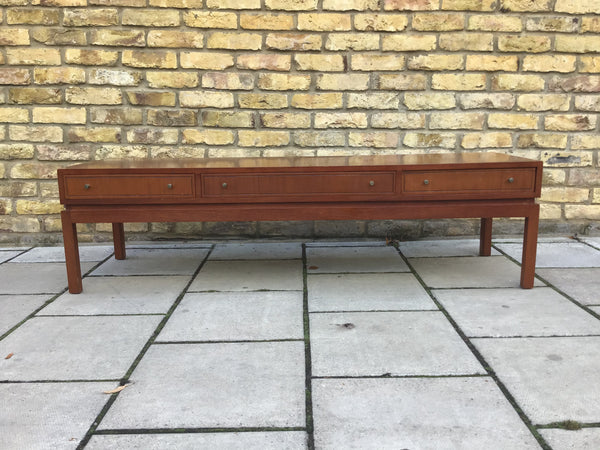 1960's long coffee table