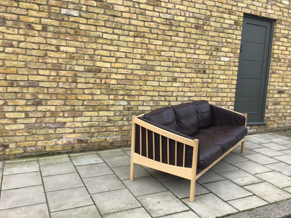 1970's Danish sofa by Steuby