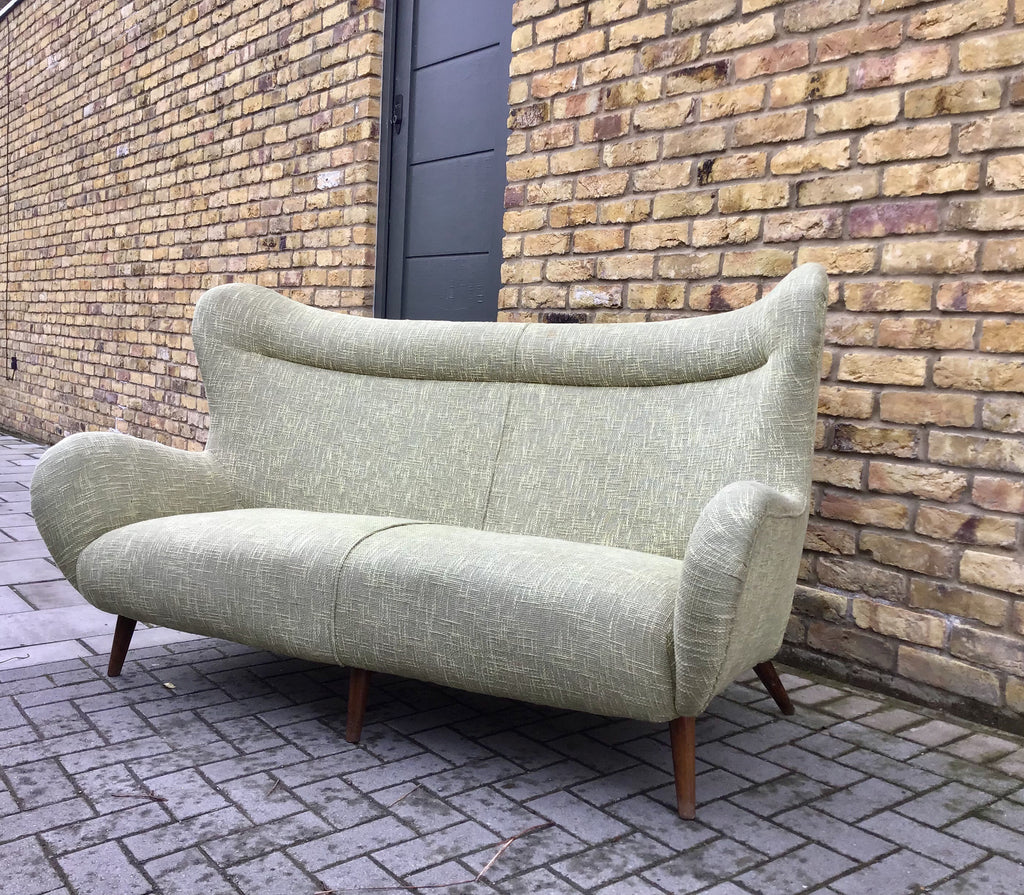 1950's Italian 3 seater sofa SOLD