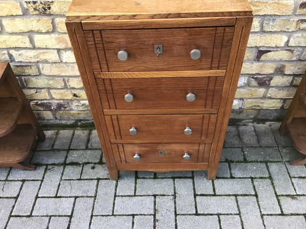 Deco chest of draws French