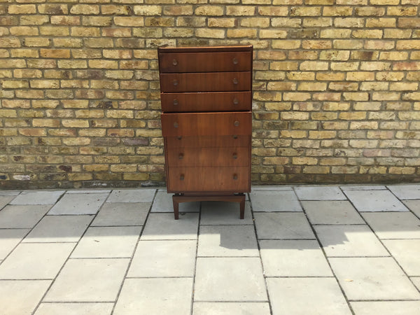 Vintage Wrighton chest of draws