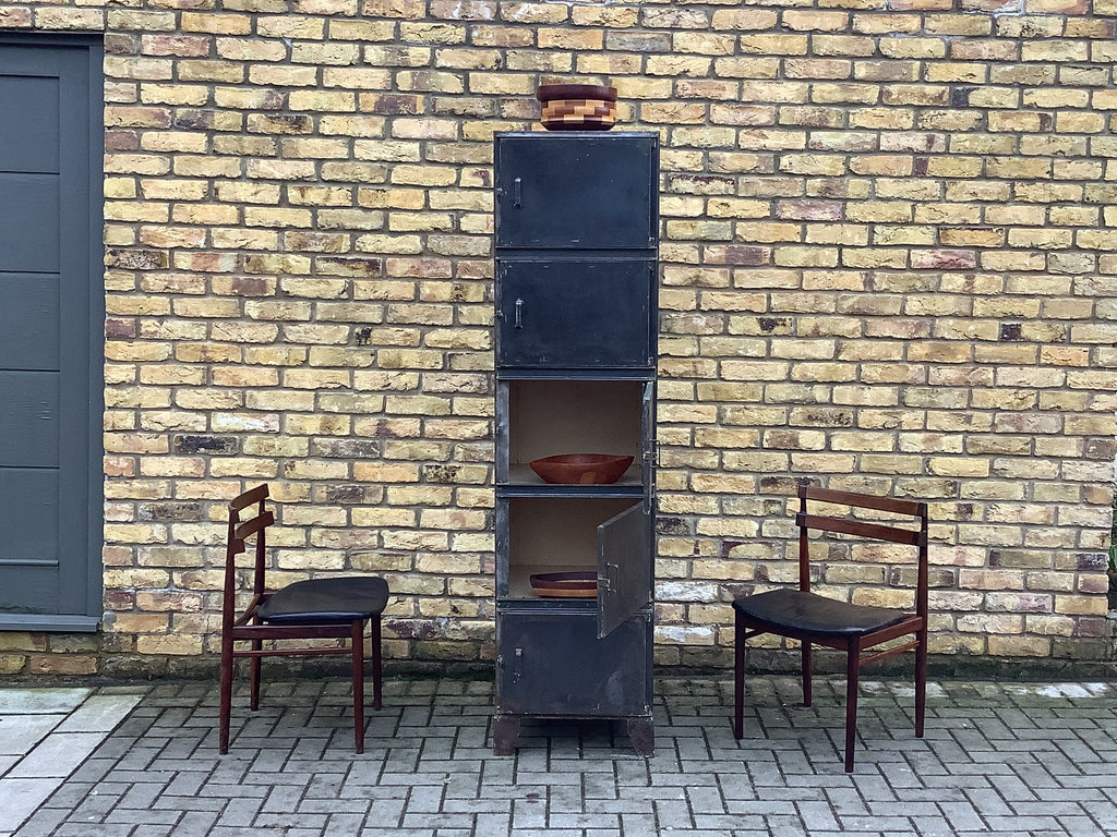 1950's Industrial metal lockers