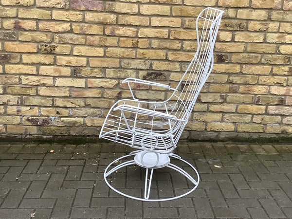 1950's lounge chair by Homecrest