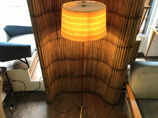 1950's German standing Lamp