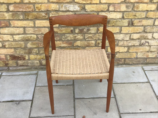 1960's Danish chair by Bramin