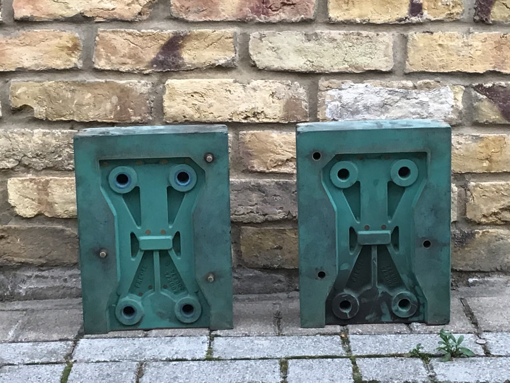 20th century Industrial moulds