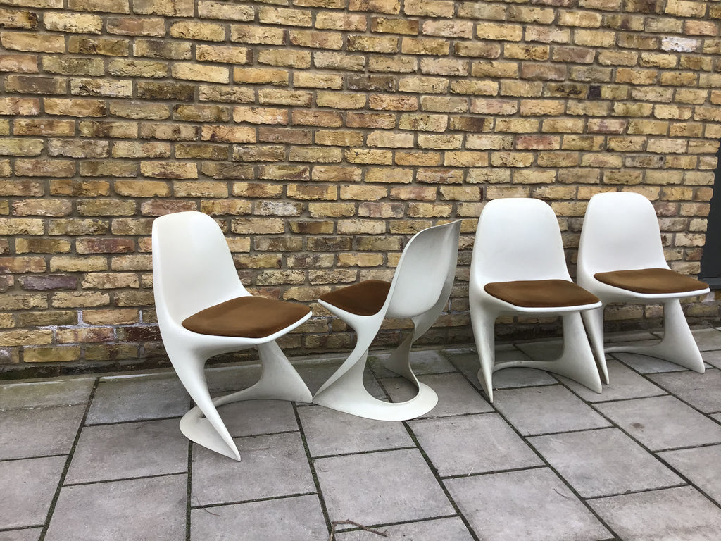 Casalino chairs by Alexander Begge for Casala