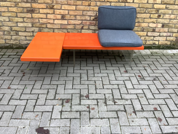 Vintage Scandinavian sofa/bench