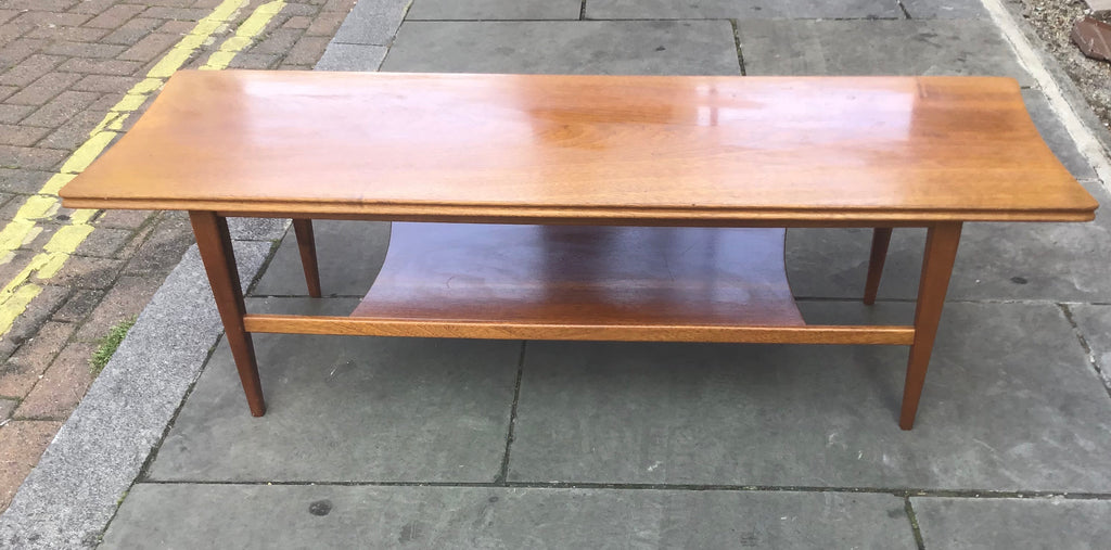 1960's  Richard Hornby coffee table SOLD