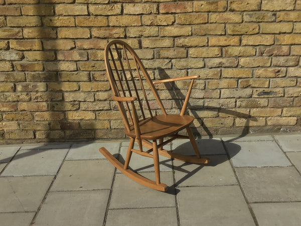 Vintage Errol rocking chair SOLD