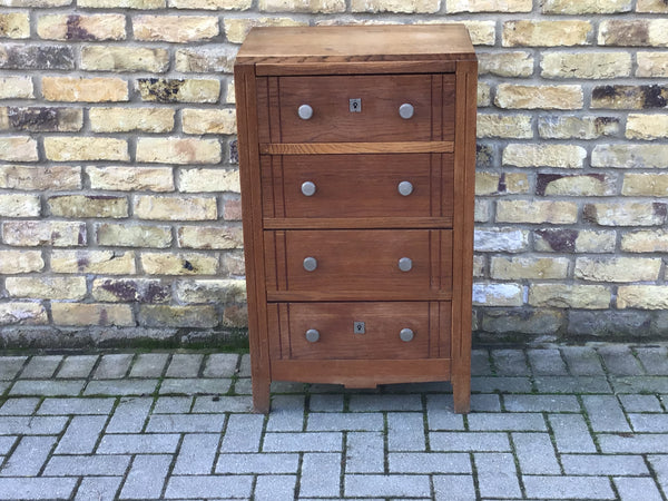 1940's French chest of draws