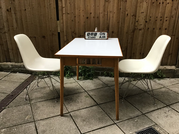 1970's pro type 4 dinning chairs